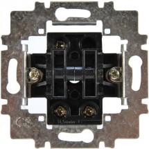 Механизм выключателя 2-клавишного 3558-А05440 ABB Time Element Tango