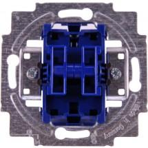 Механизм выключателя 2-клавишного проходного 2000/6/6US-101-500 ABB Reflex / Bush Duro