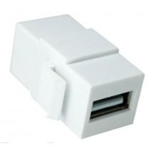 Модуль KeyStone USB 2.0 Hager 11017101