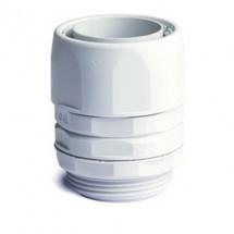 Муфта армированная труба-коробка д 20мм IP65 RAL7035 55120 RAGG20