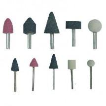 Набор шлифовальных камней,10шт.44910