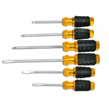 Набор ударопрочных отверток Technics 47-505 6 штук, мягкая ручка