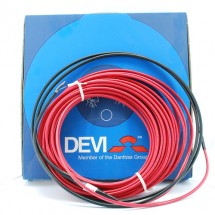 Нагревательный кабель DEVI DTIP-18 (82м 1360Вт 10,2 м кв) 140F0132