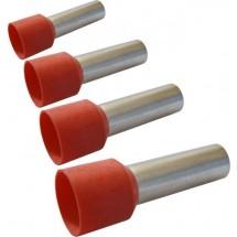 Наконечник трубчатый с изоляцией НТ 2,5 N (НТ 2,5-08) Укрем АсКо A0060010005