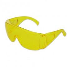 Очки защитные желтые 16-526