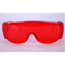Очки защитные красные 90-626