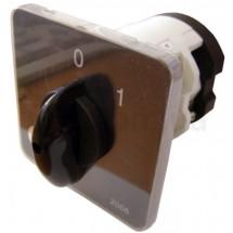 Пакетный кулачковый переключатель ПКП Е9 100А/2.843 (0-1 3 полюса) Укрем Аско A0110010027