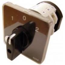 Пакетный переключатель ПКП Е9 25А/3.833 (1-0-2) 3-п Аско A0110010016