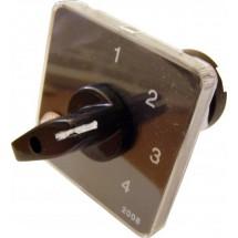 Пакетный кулачковый переключатель ПКП Е9 16А2.843 (0-1-2-3 выбор фаз) Укрем Аско