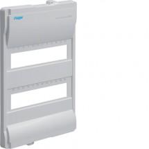 Лицевая панель пластиковая для 2-рядношо щита VOLTA VZ222N
