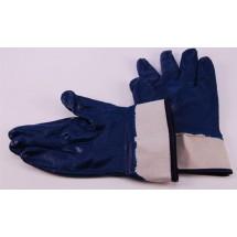 Перчатки резиновые маслостойкие с манжетами Nitril 90-040
