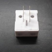Переходник TF телефонный универсальный (адаптер-вилка на 2входа).