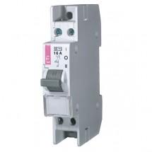 Переключатель модульный ETI SS116 1p 16А на DIN-рейку трехпозиционный