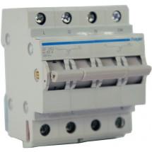 Переключатель ввода резерва трехпозиционный 63А 220V 4места SF263 Hager