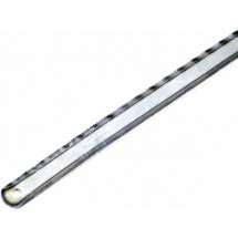 Полотно для ножовок одностороннее 12х300мм