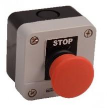 Пост 1 - кнопочный Стоп XAL -В164Н29 Укрем АсКо A0140020004