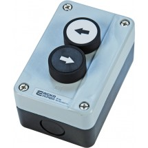 Пост 2-х кнопочный XAL-В223 Вправо-Влево АСКО