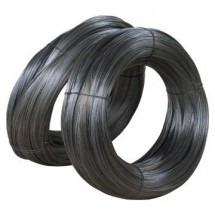 Проволка вязальная черная (не оцинкованная) 0,8мм (бухта 100м)