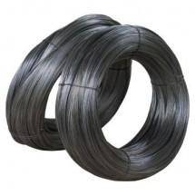 Проволка вязальнная черная (не оцинкованная) 1,0мм (бухта 100м)