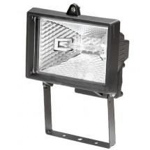 Прожектор галогенный Magnum LHF 150W черный, IP65 RX7s 10042317