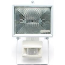 Прожектор 150W белый/с датчиком