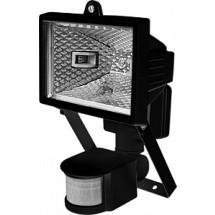 Прожектор MAGNUM LHF 150W  з датчиком движения черный
