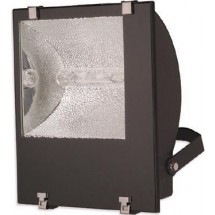 Прожектор металлогалогенный  Delux MHF 250W SK серый