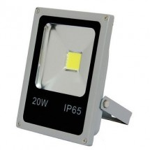 Прожектор светодиодный 20W SLIM SMD 3000К
