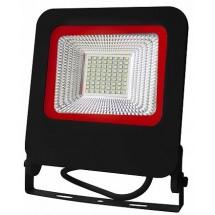 Прожектор светодиодный EUROELECTRIC LED SMD 50W 6500K 4500Lm IP65 LED-FL-50(black) черный