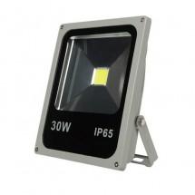 Прожектор светодиодный LED 30W SLIM белый холодный
