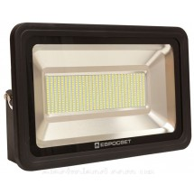 Прожектор LED ЕВРОСВЕТ 150W EV-150-01 13500лм 6400K 180-260V