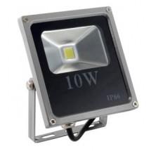 Прожектор светодиодный 10W SLIM 220V белый холодный