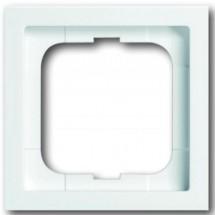 Рамка 1-кратная Future linear 1721-184K белая