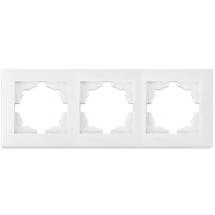 Рамка 3-постовая Erste Triumph белый цвет 9202-83,W