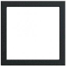 Монтажная рамка S55 Gira 264810 черная