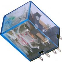 Реле электромагнитное промежуточное LY2 АС 24V Укрем Аско A0090070001