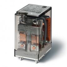 Реле Finder универсальное 55.34.8.230.0040 4CO 7A 230V AC AgNi промежуточное, промышленное S94 RT I