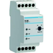 Реле контроля фаз и напряжения Hager  EU300 2м 3-полюсное многофункциональное