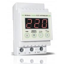Реле контроля напряжения HS Eleсtro УКН-50с термозащита