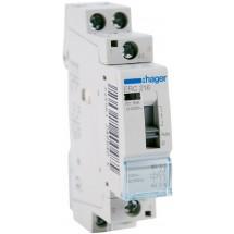 Реле Hager ERC216 16A катушка 220V 2NO (ER111)