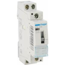 Реле Hager ERL216 16A катушка 12V (ток 1,1А) 2NO (ER109)