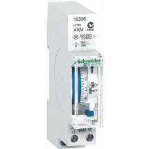 Реле времени ARM1C 16А SCHNEIDER, 15336 ІН 18мм 24Н электромеханическое