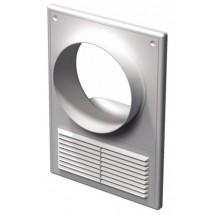 Решетка вентиляционная МВ 125с