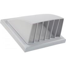 Решетка вентиляционная МВ 102 ВК АБС