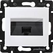 Розетка компьютерная RJ-45 UTP Legrand Valena 774230 белая