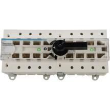 Переключатель перекидной І-0-ІІ 80А 400V / 690V 12мест НІ404R Hager