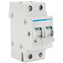 Выключатель нагрузки 400В,In=63А, 2п,2м, SВ263