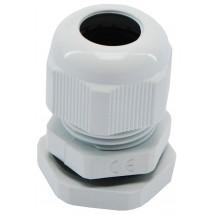 Сальник гермоввод с контрогайкой РG 11 Укрем Аско IP54 A0150050003