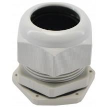 Сальник гермоввод с контрогайкой РG 36 Укрем Аско IP54 A0150050009