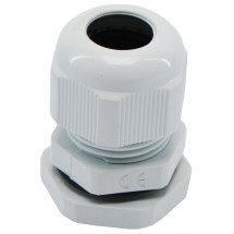 Сальник гермоввод с контрогайкой РG 9 Укрем Аско IP54 A0150050002